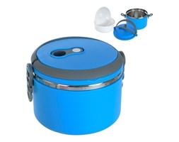 Miska termiczna 1,2 l niebieska