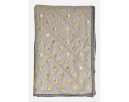 Bloomingville Narzuta Rich Gold Dots - b95202228