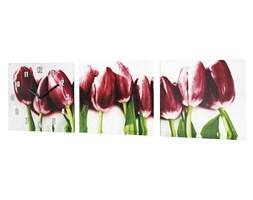3-częściowy obraz z zegarem Tulipan. hz1900080