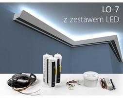 Zestaw - listwa oświetleniowa LO7