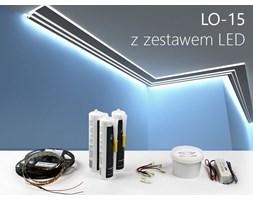 Zestaw - listwa oświetleniowa LO15