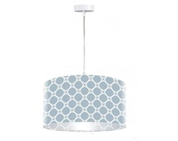 Lampa wisząca Niebieski dekor