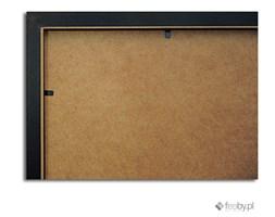 Ramy do zdjęć, plakatów - EUBA W (okleinowana) - Czarny