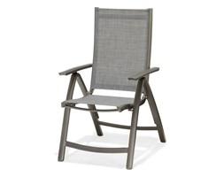 Krzesło ogrodowe wielopozycyjne Solana