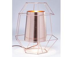 Kare Design :: Lampa Stołowa Wire Miedziana