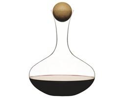 Karafka do wina z dębowym korkiem Sagaform Oval Oak kod: SF-5010116 - do kupienia: www.superwnetrze.pl