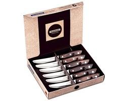 Noże Tramontina Churrasco Red 6 szt. kod: 21499/709 - do kupienia: www.superwnetrze.pl