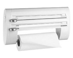 Podajnik na ręcznik papierowy i folię EMSA Superline biały kod: EM-500803 - do kupienia: www.superwnetrze.pl