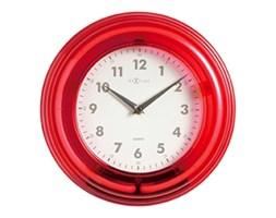 Zegar ścienny Nextime Wall clock Neon czerwony kod: 2771RO - do kupienia: www.superwnetrze.pl