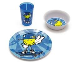 zak!designs Zestaw naczyń Smiley Kid - dla chłopczyka - 6705-0391