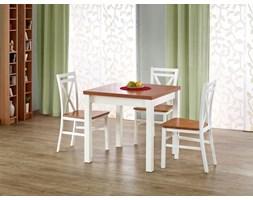Stół GRACJAN kolor olcha / biały Halmar