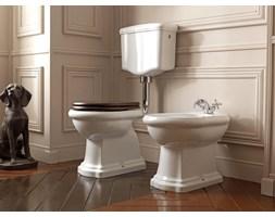 Kompakt WC KERASAN-RETRO z rurką łączącą