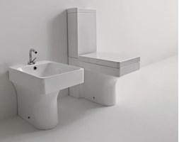 Kompakt WC KERASAN-CENTO z deską wolnoopadającą