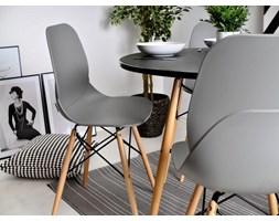 Krzesło Leaf Wood Szare