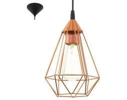 Lampa wisząca Eglo Tarbes 1x60W E27 miedziania industrial 94193 - wysyłka w 24h