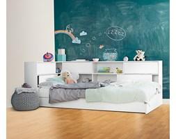 Łóżko dziecięce z przestrzenią do przechowywania