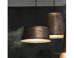 Lampa wisząca z antycznego żelaza Khonus Il Fanale