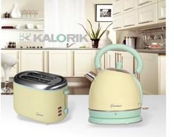 Toster i czajnik elektryczny bezprzewodowy
