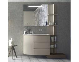 Kompozycja łazienkowa wisząca Calix od firmy Novello, made in Italy
