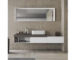 Meble łazienkowe wiszące od Novello włoski produkt
