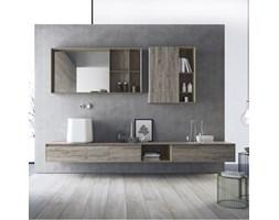 Wiszące meble łazienkowe design Calix by Novello
