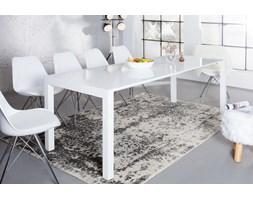 Stół rozkładany Blanc 140-170-215 cm - biały