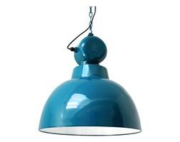 HK Living :: Przemysłowa lampa Factory, rozmiar L niebieska
