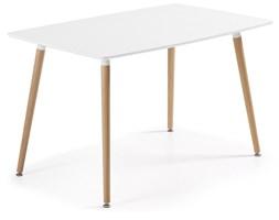 LaForma :: Stół DAW 140 x 80cm Biały