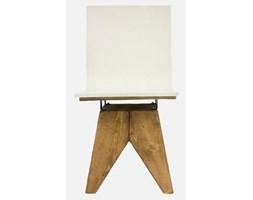 Gie El Krzesło Gont na Bazie Gie El. I białe - FST0165
