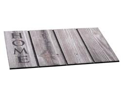 Vopi Zewnętrzna wycieraczka Home wood, 46 x 76 cm