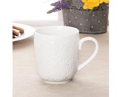 Kubek ceramiczny DUO KORONKA 380 ml - rabat 10