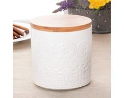 Pojemnik ceramiczny na kawę DUO KORONKA 0,8 l - rabat 10