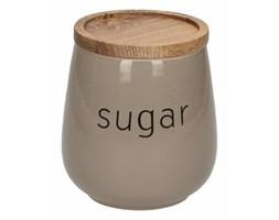 Pojemnik porcelanowy na cukier DUO HARMONIA 0,8 l - rabat 10