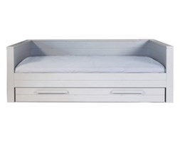 Łóżko/sofa Dennis 90x200 cm, szare