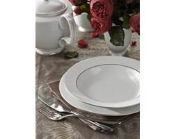 Zestaw obiadowy dla 6 osób porcelana MariaPaula Złota Linia | Darmowa dostawa