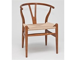 Krzesło Wicker inspirowane Wishbone
