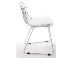 Krzesło dziecięce Harry Junior inspirowane Diamond Junior