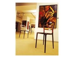 Krzesło Miss Bibi black/amber