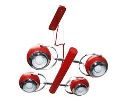 Scotti lampa wisząca 4-punktowa czerwona 4461Z
