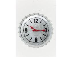 Kare design :: Zegar ścienny Antiquite De Paris srebrny Ø36 cm