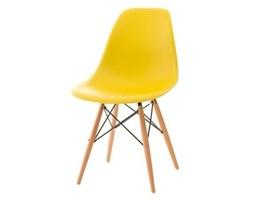Krzesło inspirowane DSW, żółte