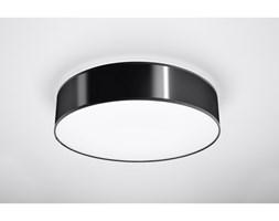 Piękny Efekt - Lampa Sufitowa Plafon ARENA 45 Czarna