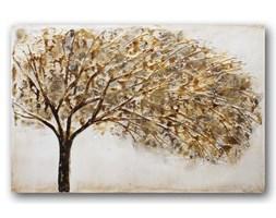 Obraz Złote drzewo 80x120