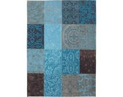 Dywan Vintage Patchowork (turkusowy) - Turquoise 8105 140x200 cm