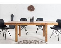 Rozkładany, drewniany stół Lagos (120-200 cm)