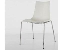 Sigur Krzesło Jadalniane Caballo-II białe I - 2615-11