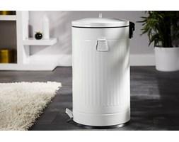 Pojemnik na odpady (śmieci) Faro 40L biały