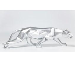 KARE Design :: Figurka Cat srebrna