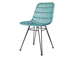 HK Living :: Krzesło rattanowe zielone