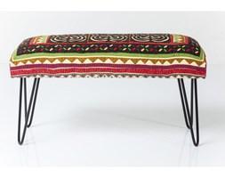 KARE Design :: Ławka Izzy Ibiza 80 cm wielokolorowa
